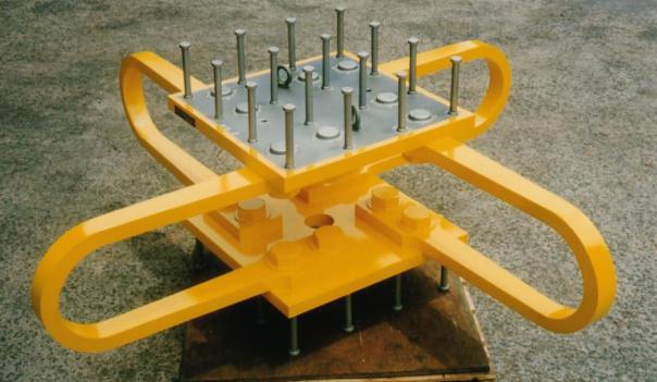 <h3><strong>日鐵制震產品 - U 型阻尼器</strong></h3>